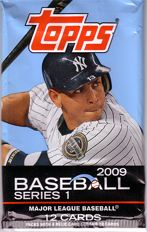 09 Topps wrapper