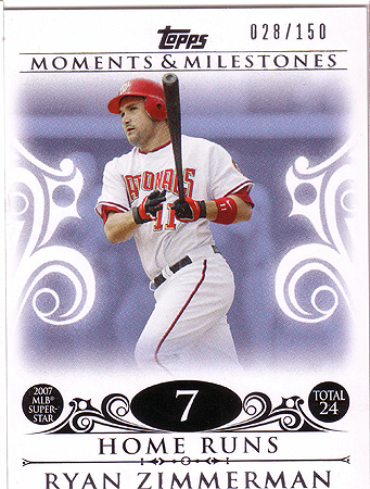 Zimmerman Milestones 7