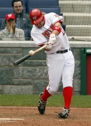 Astros Nationals Baseball