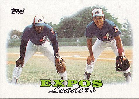 88 Expos Leaders