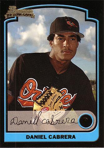 Cabrera Rookie