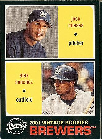Vintage Mieses-Sanchez