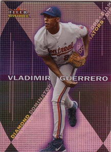 2000 Fleer Mystique Diamond Dominators