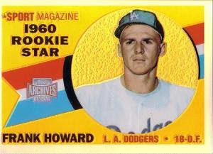 Howard Rookie
