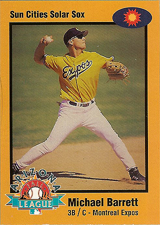 1998 Arizona Fall League Prospects Gold
