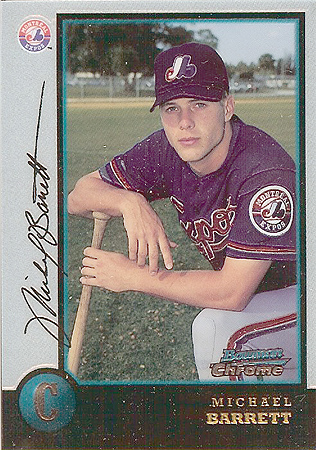 1998 Bowman Chrome