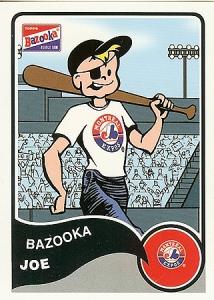 2003 Bazooka Joe