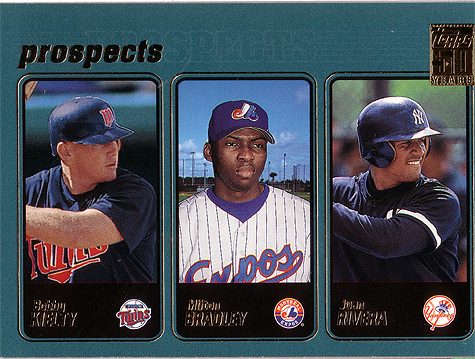 2001 Topps Prospects