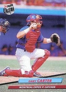 1992 was Gary's lats season in the majors.