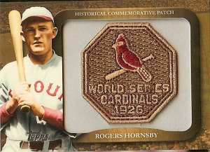 2009 Topps Patch