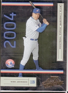 2004 Playoff Absolute Memorabilia