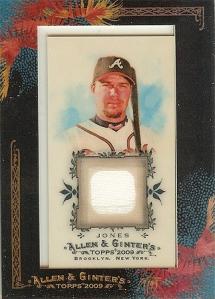 2009 Allen & Ginter's