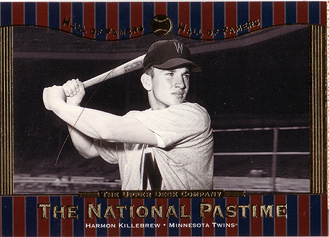 2005 National Pastime