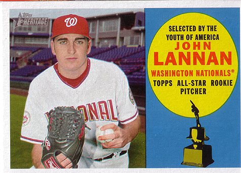 Lannan has a 107 ERA+ this season.