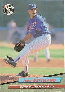 Wetteland had 37 saves in 1992.