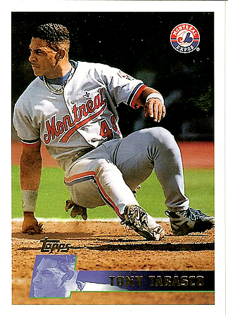 Tarasco had a 54 OPS+ with Baltimore in 1996.