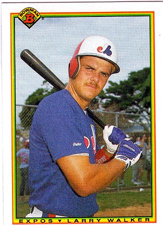 1990 Bowman