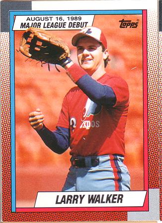 1990 Topps 1989 MLB Debut