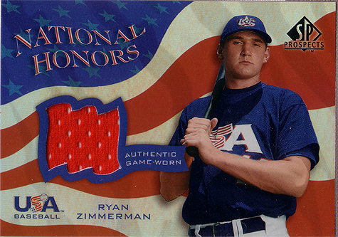 2004 SP National Honors