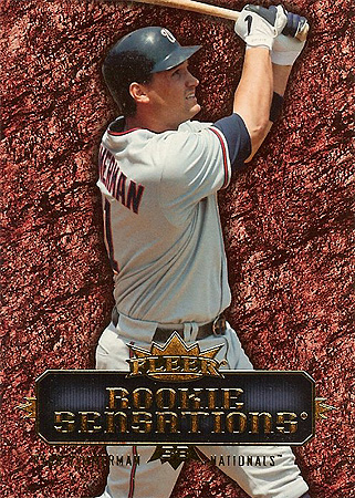 2006 Fleer Rookie Sensations